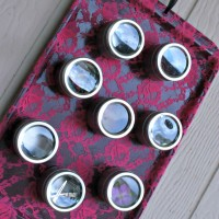 Thrifty Thursday: Upcycled Cookie Sheet Turned Craft Organizer