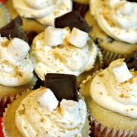 Smore's Cowboy Cupcakes Recipe