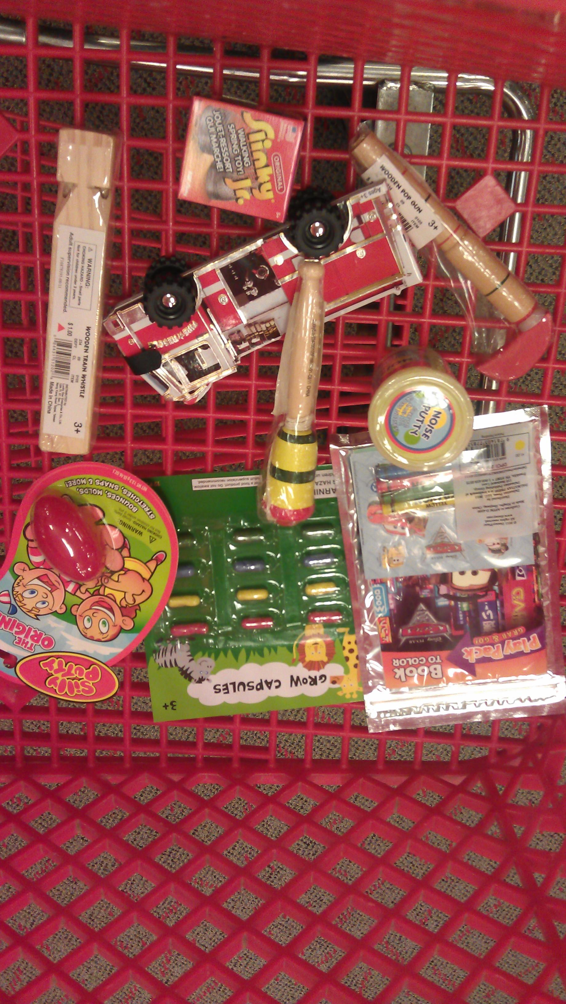 Target Dollar Section Christmas Stocking Stuffer Ideas