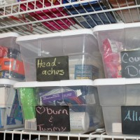DIY Chalkboard Labels and Decals