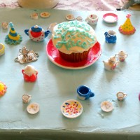 Party Peek: Alice in Wonderland Birthday Party
