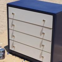 DIY Dresser Makeover w/ $5 Yardsale Dresser