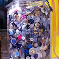 Clever Pinspirations: Buttons, Buttons and More Buttons!