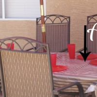 Memorial Day Backyard Mini Makeover w/ Decor and Furniture #KmartOutdoor