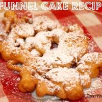 Summer Delight: Funnel Cake Recipe
