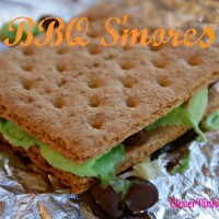 Frugal Foodie: BBQ S'mores Recipe
