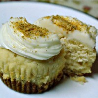 Key Lime Pie Cupcakes Recipe