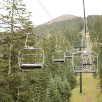 Arizona Skyride: The Ski Lifts at AZ Snowbowl