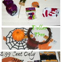 Thrifty Thursday: My Favorite Halloween and Fall Dollar Finds