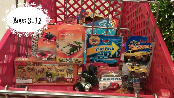 Target Toys For Boys : The target stocking stuffer challenge