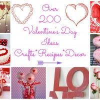 Pinterest Valentine's Day Board with Hundreds of Ideas!