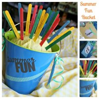 Summer Bucket of Fun