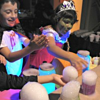 Halloween Mad Science Party