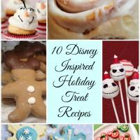 10 Disney Inspired Holiday Dessert & Treat Recipes