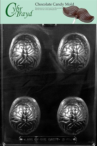 Brain Mold for soaps or chocolate