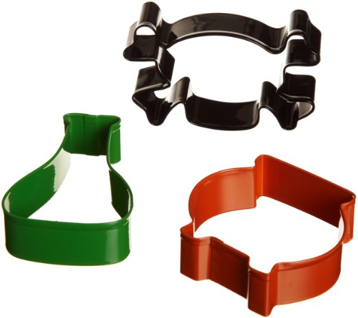 Create cookies for mad science parties with these cookie cutters on Amazon.com