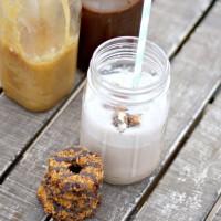 Samoa Cookie Milkshake Recipe