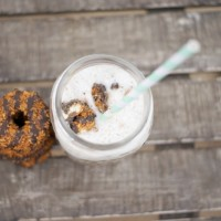 Samoa Cookie Milkshake Recipe