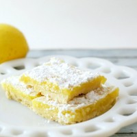Perfect Lemon Bars