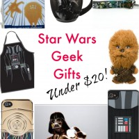 "10 Star Wars Geek Gifts You Need for ""May the 4th"" #StarWarsDay"