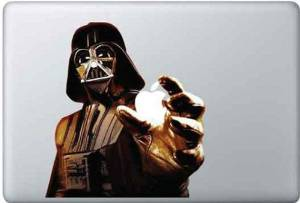 Star Wars MAC Decal