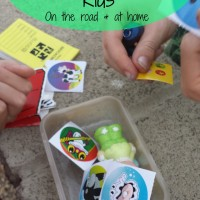 How To Get Started Geocaching With Kids {at home & on the road}