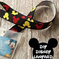 DIY Disney Lanyard