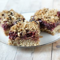 Cherry Pie Cake Bars Recipe