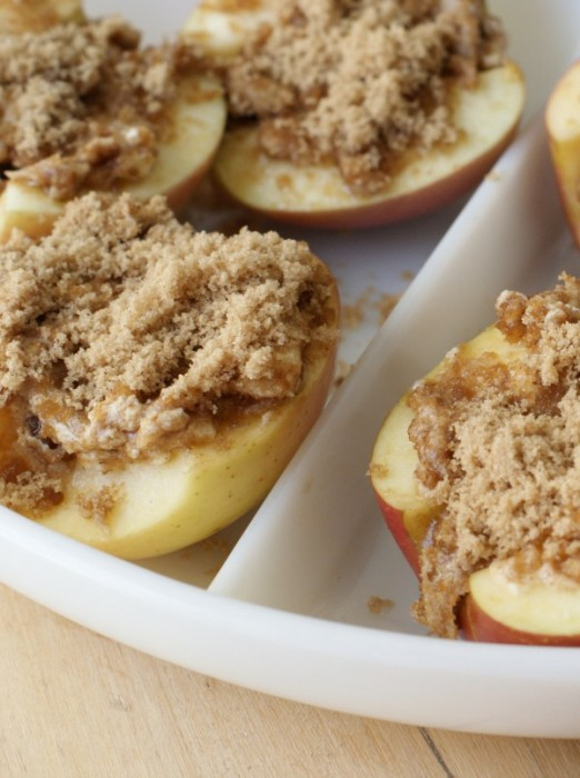 Oven Baked Apples