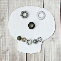 Kid Craft: Steampunk Skull