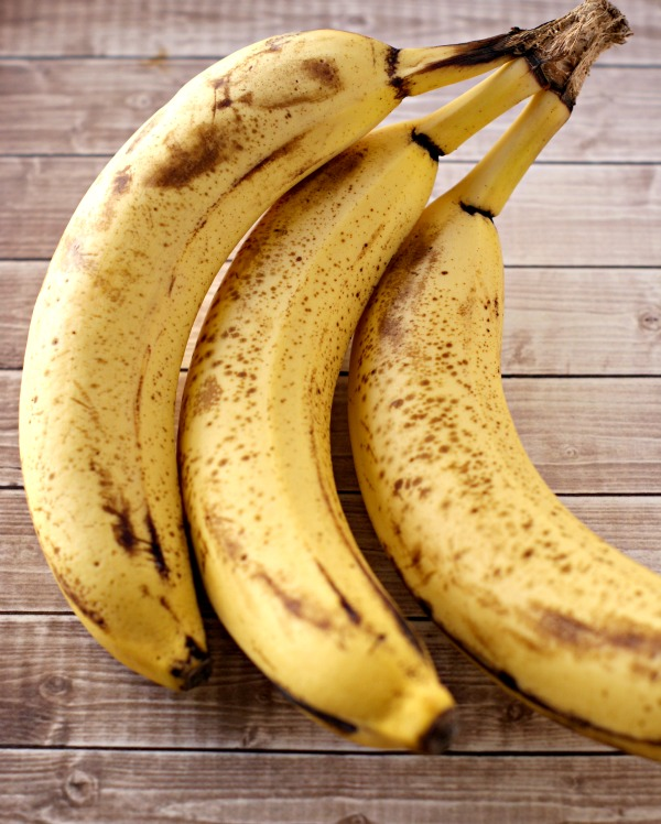 Over 50 recipes where you can use your ripened bananas!