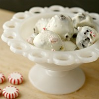 Easy Peppermint Truffles Recipe