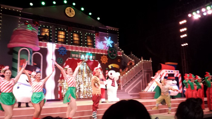 Snoopy Show at Merry Farm