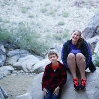 Sunday Drive: Hiking at the AZ White Tank Mountains