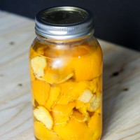 Orange Peel Cleaner Recipe