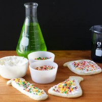 Mad Science Cookies