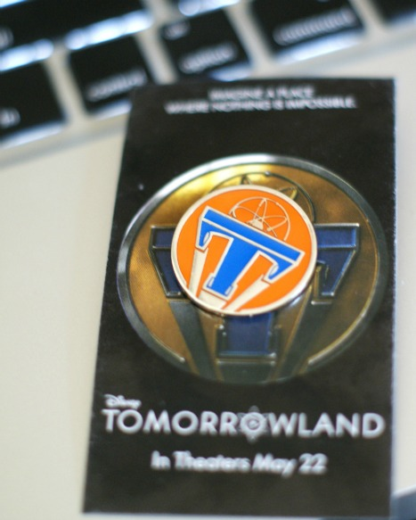 Printable Tomorrowland Pins