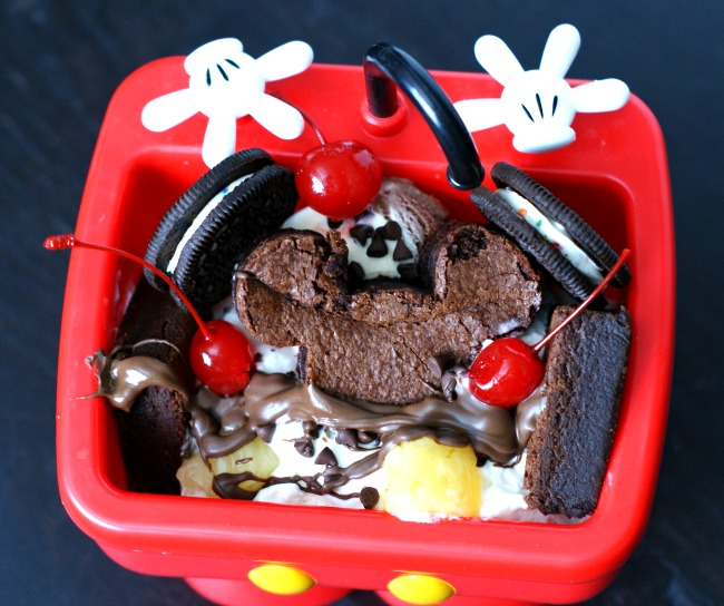 Mickey's Mini Kitchen Sink from Disney World