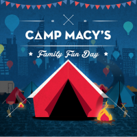 Camp Macy's Summer Fun This Weekend!