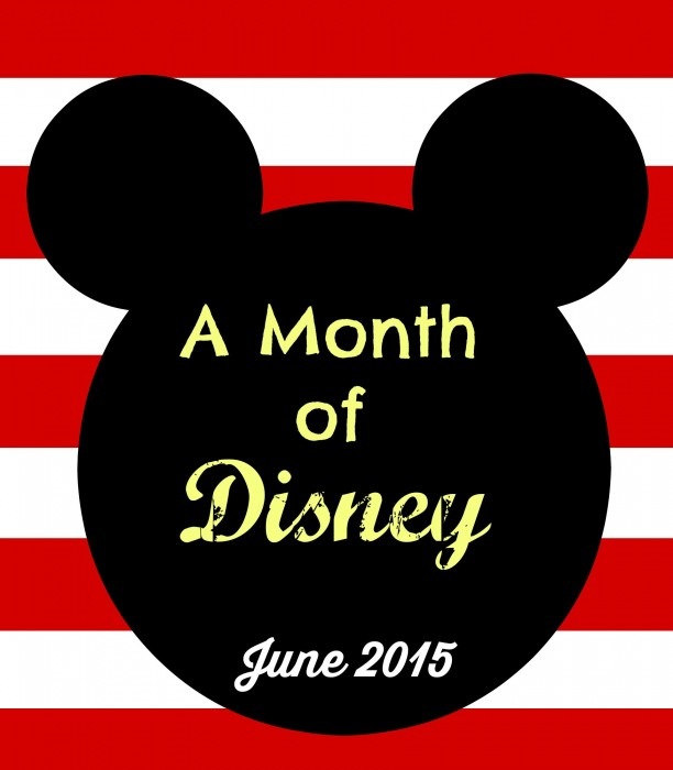 month of disney