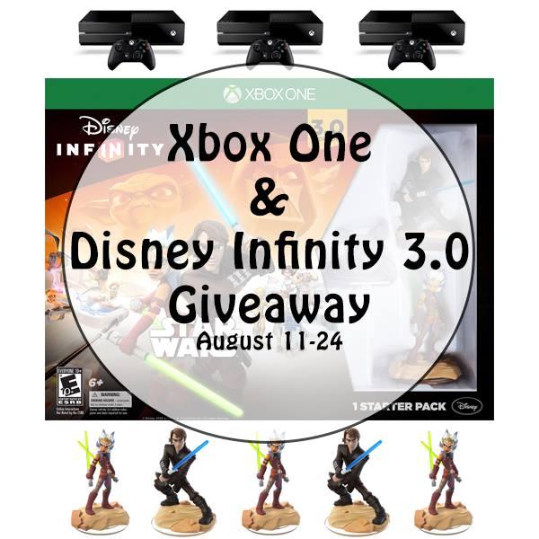 Star Wars Disney Infinity Giveaway