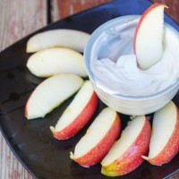 Caramel Yogurt Apple Dip Recipe