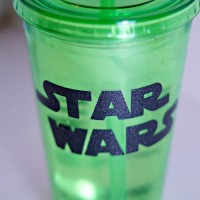 DIY Star Wars Tumbler