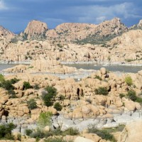 Sunday Drive: Watson Lake Park in Prescott, AZ