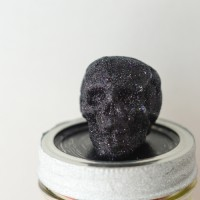 DIY Skull Candy Jars