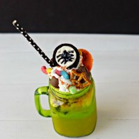 Halloween Candy Shake Recipe
