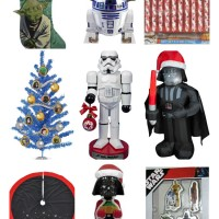 Star Wars Christmas Items on Amazon!