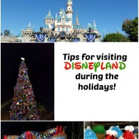 Tips for Visiting Disneyland During the Holidays