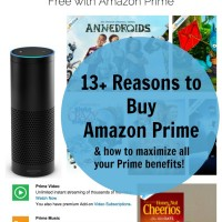 13+ Reasons to Get Amazon Prime