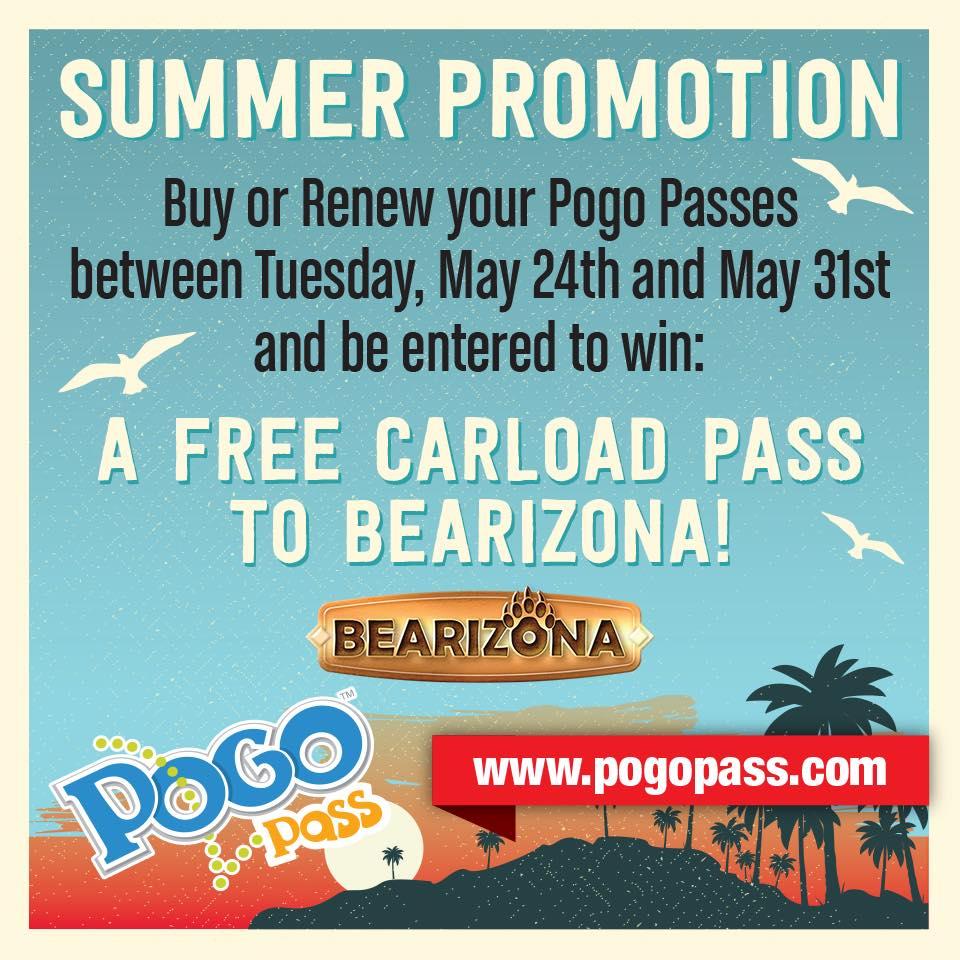 Summer Promo Pogo Pass Phoenix